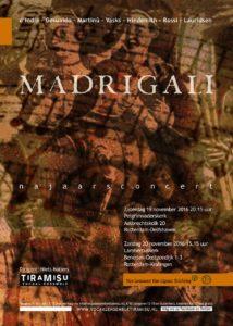 Madrgali
